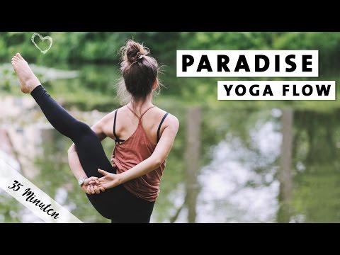Yoga Vinyasa Flow Paradise | Kraft, Balance & Flexibilität | Paradise Bird
