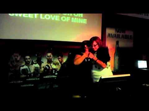Karaoke with my Patna n Robin