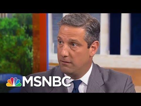 "Representative Tim Ryan: ""I Don't Know"" If I'm Running For President In 2020 | Hardball | MSNBC"