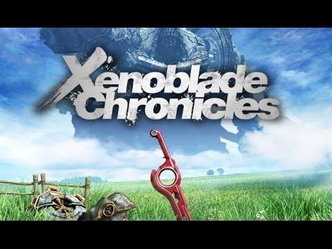 Let's Play Xenoblade Chronicles - Episode 22
