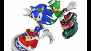 Sonic Free Riders Theme Song (MP3 DOWNLOAD LINK!!!)