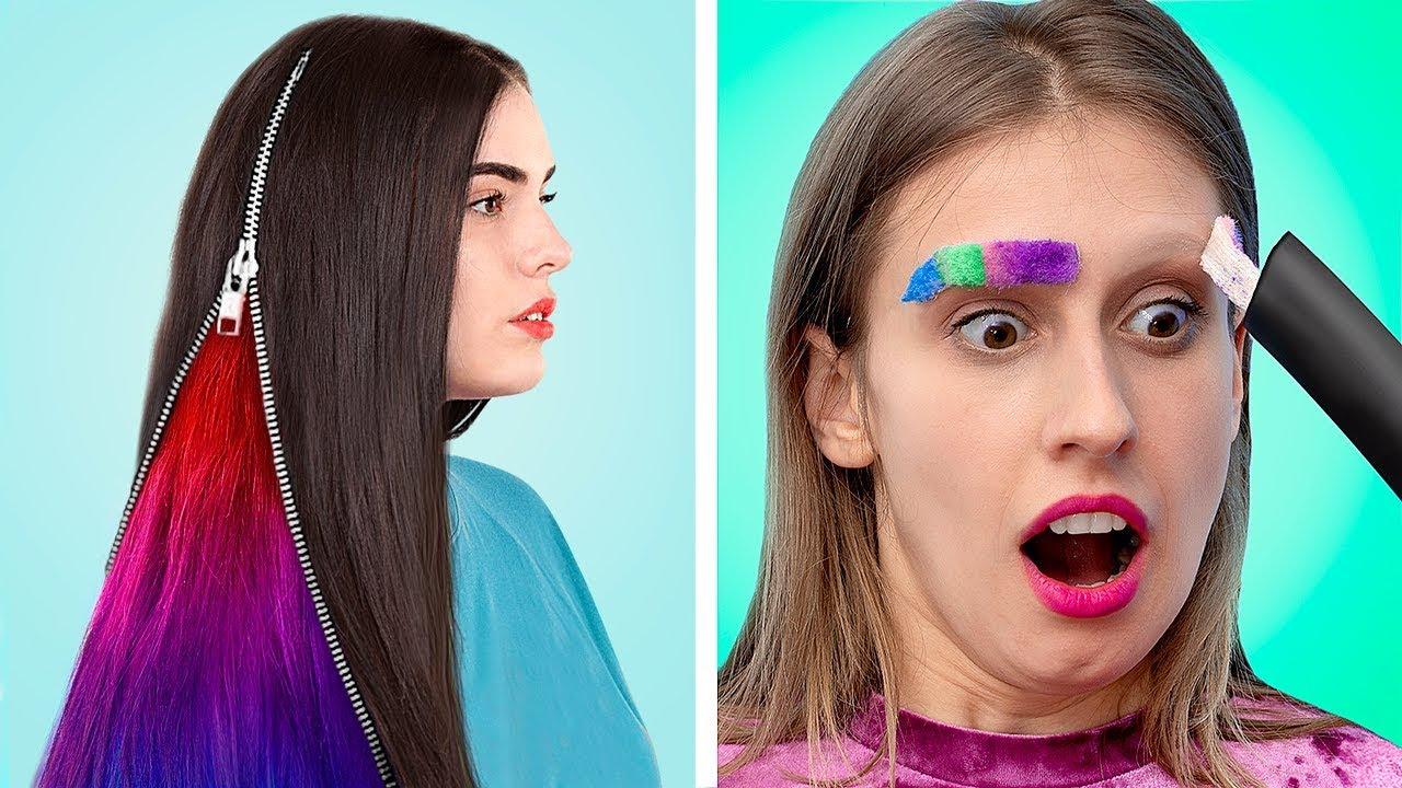 13 Extreme Smart and Helpful Beauty Tricks / Easy DIY Beauty Hacks