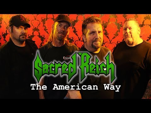 Sacred Reich - The American Way (Live in Monterrey, México)