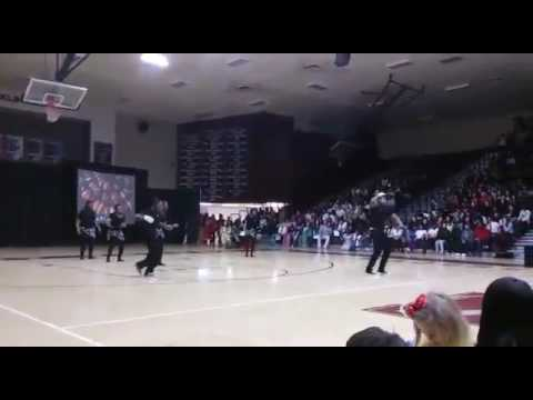 MOUNT VERNON MULTICULTURAL AFRICAN DANCE( THROWBACK)