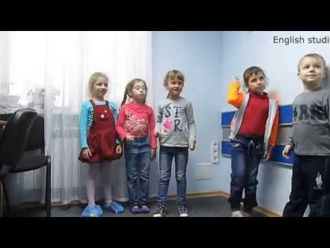 Two active English games for kids. Любимые игры. Английский для детей
