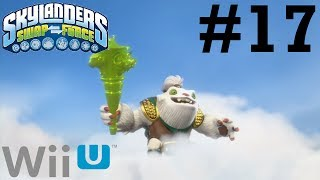 Skylanders SWAP Force Wii U Co-Op -- Chapter 17: Cloudbreak Core (Final Boss & Ending)