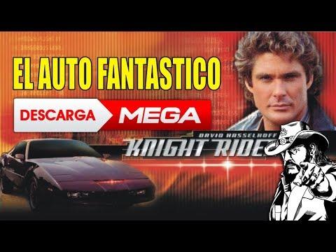 El Auto Fantastico Todos Los Capitulos Audio Español Latino Youtube