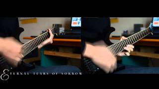 Eternal Tears Of Sorrow - The River Flows Frozen (Solo Cover) + Backing track Solo