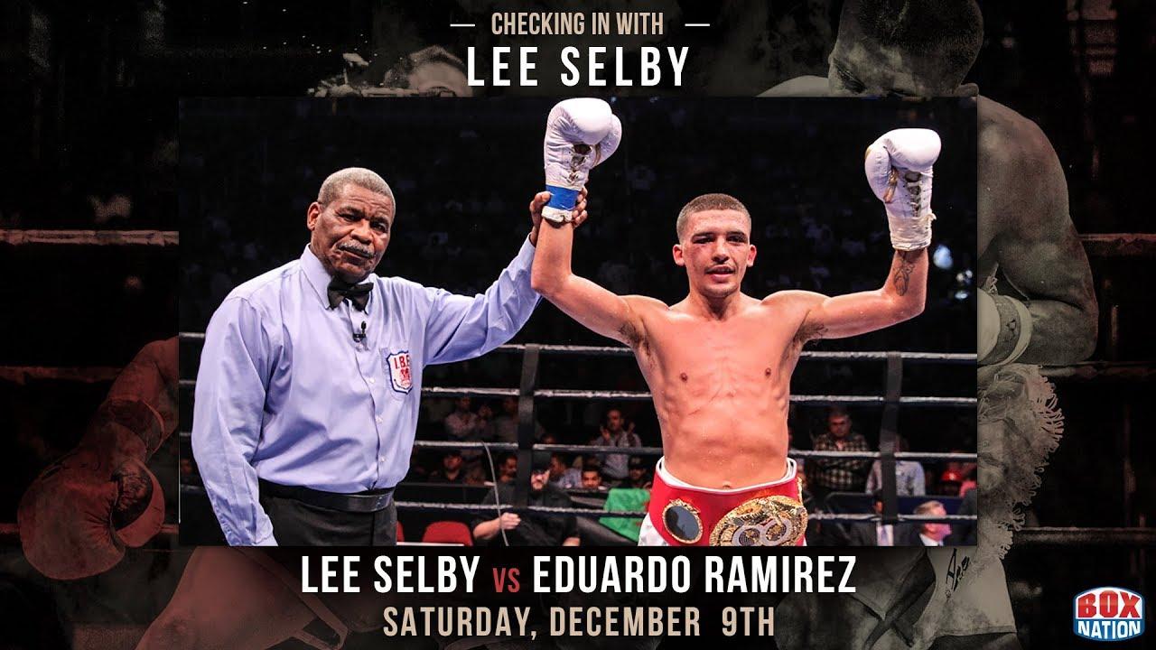 Image result for Lee Selby vs Eduardo Ramirez Fight pic
