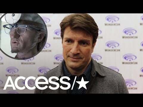 'A Series Of Unfortunate Events': Nathan Fillion On Working With Neil Patrick Harris Again