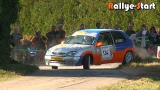 Vid�o Rallye de Sarrians 2014 [HD] par Rallye-Start (284 vues)