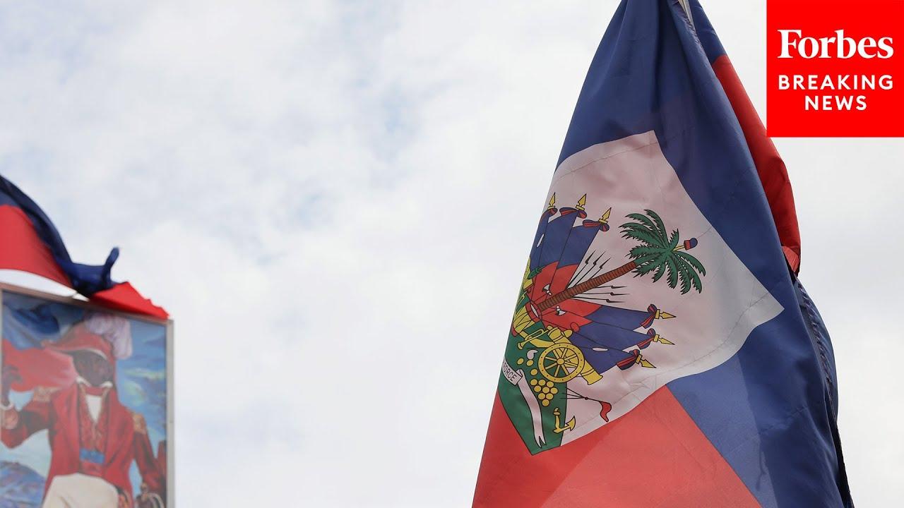 Download Lawmaker Prays For Safe Return Of American Missionaries Taken Hostage In Haiti
