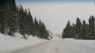Nokian Hakkapelitta 2 Winter Conditions Driving