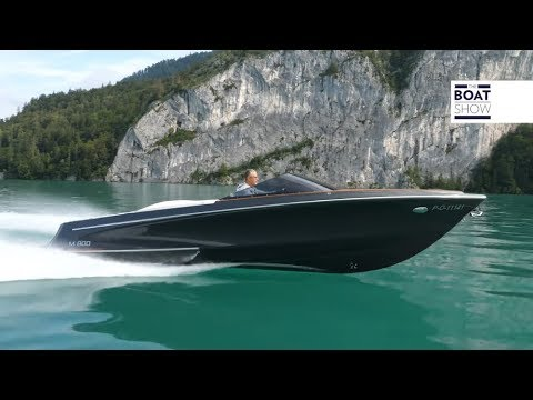 [ENG] MARIAN BOATS M800 - Full Electric Yacht Review - The Boat Show