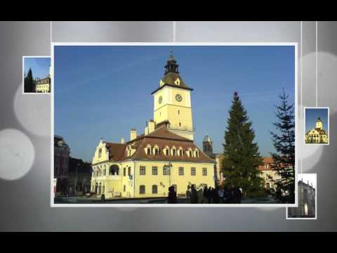 Traveller's Guide:  Brasov