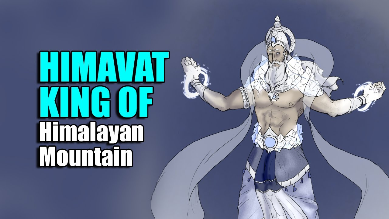 """Image result for daughter of king of Mountains"""" Himavat"""