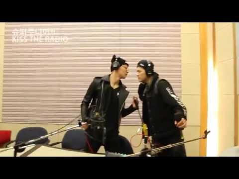 GOT7 live Kiss the radio ~~ I Like You..Nan Niga Chuwa~~