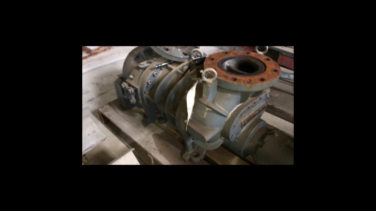 Genemco 2017: FES 140 - Mycom 160L Screw Compressor