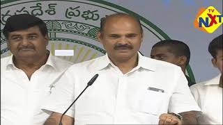 Ysrcp Mla parthasarathy Press Meet in Assembly | AP Assembly Budget Session | TVNXT Hotshot