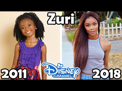 Disney Channel Stars Before and After 2018 Then and Now