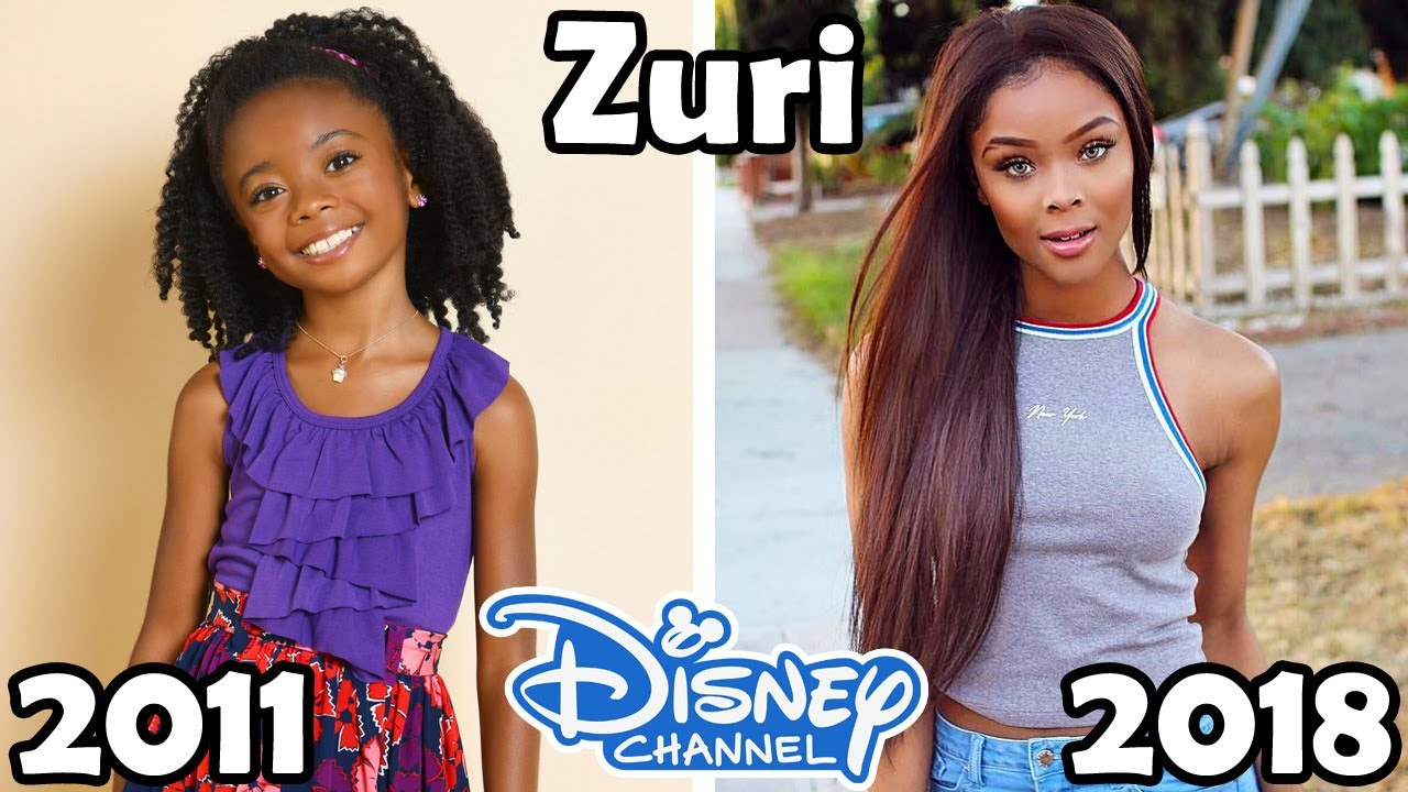 Download Disney Channel Stars Before and After 2018 (Then and Now)