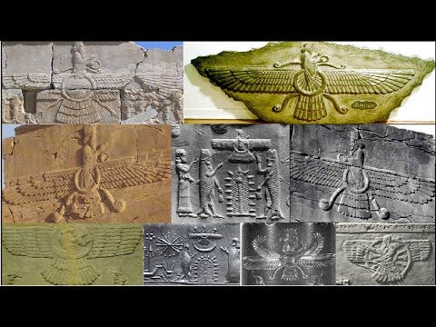 Sumerian Tablets and Anunnaki Symbolism