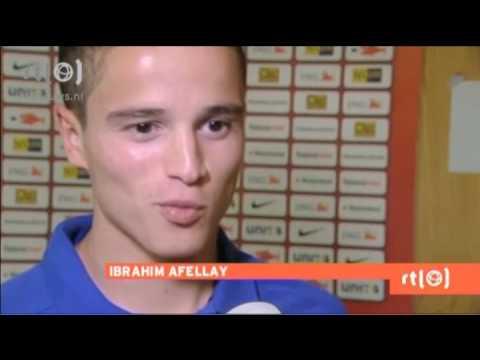 Ibrahim Afellay: Wilders? Wie is dat?