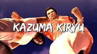 Yakuza 4 - Boss Battles: 5 - Kazuma Kiryu (EX-HARD)