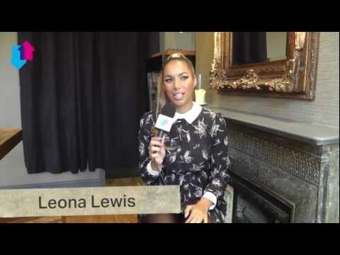 Leona Lewis talks about new album Glassheart with Official Charts