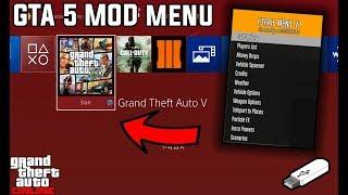 GTA 5 Online: How To Install USB Mod Menus! (XB1,PS4, PS3,XB360, & PC) | NEW 2019!