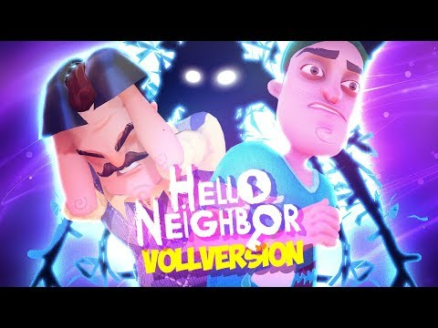 HELLO NEIGHBOR #12 - Stell dich deiner Angst ● Let's Play Hello Neighbor