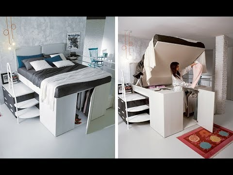 Clever Bed Designs With Integrated Storage For Max