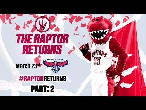 #RaptorReturns: Part 2