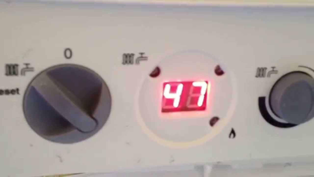 Main System Eco HE boiler pressure too high - YouTube