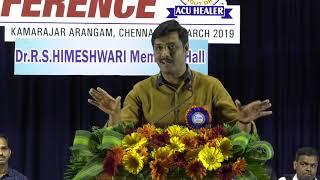 Acu Healer.A. Umar Farook @  Acu Healers conference