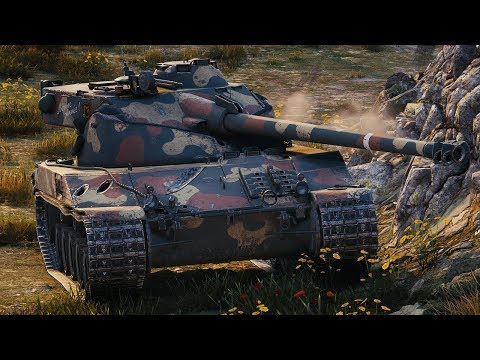 World of Tanks Bat.-Châtillon 25 t - 7 Kills 9,9K Damage thumbnail