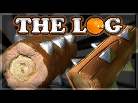 The REAL Log Is OVERPOWERED | Clash Royale 🍊
