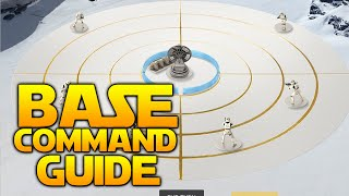 Star Wars Battlefront Beta: Base Command Gameplay & Guide/Walkthrough