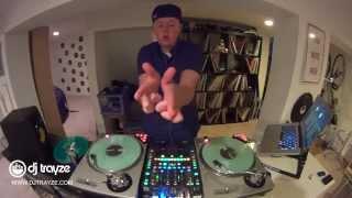 DJ Trayze 2014 Red Bull Thre3style - Lucky Bastid Mix