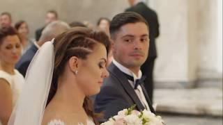 Karolina i Paweł roztańczona Para Młoda wesele w sali Przybyszówka