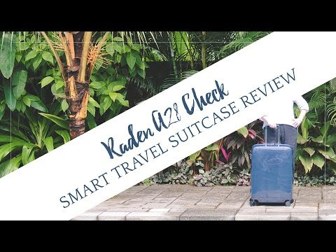 En Route to India: Raden A28 Check Luggage Review