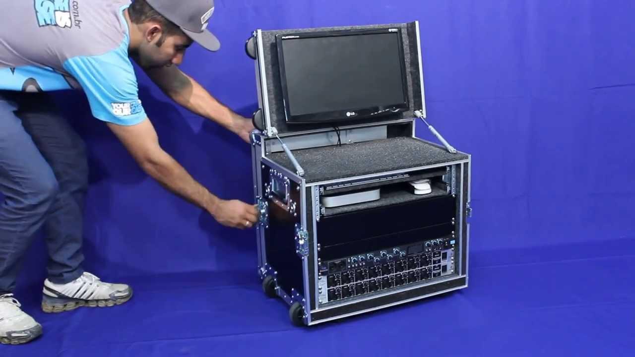 Mini Rack Com Mesa Hv Special Cases 61 33616526 Youtube