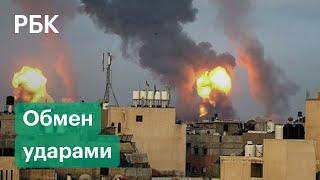 Фото Как Израиль и Палестина обменивались ударами. Видео. Обострение конфликта в секторе Газа