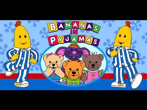 bananas in pajamas games free online