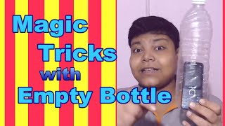 Magic Tricks with Empty Bottle - Srijan's Show