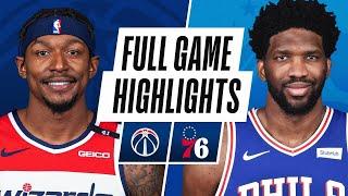 Game Recap: Sixers 141, Wizards 136