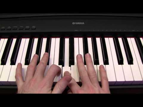 Mad World  BeginnerIntermediate Piano Lesson