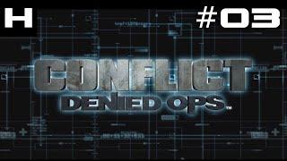 Conflict Denied Ops Walkthrough Part 03 [PC]