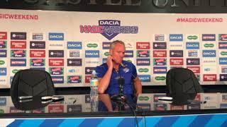 Brian McDermott post match press conference