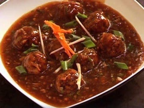 easy to make veg manchuriyan gravy at home